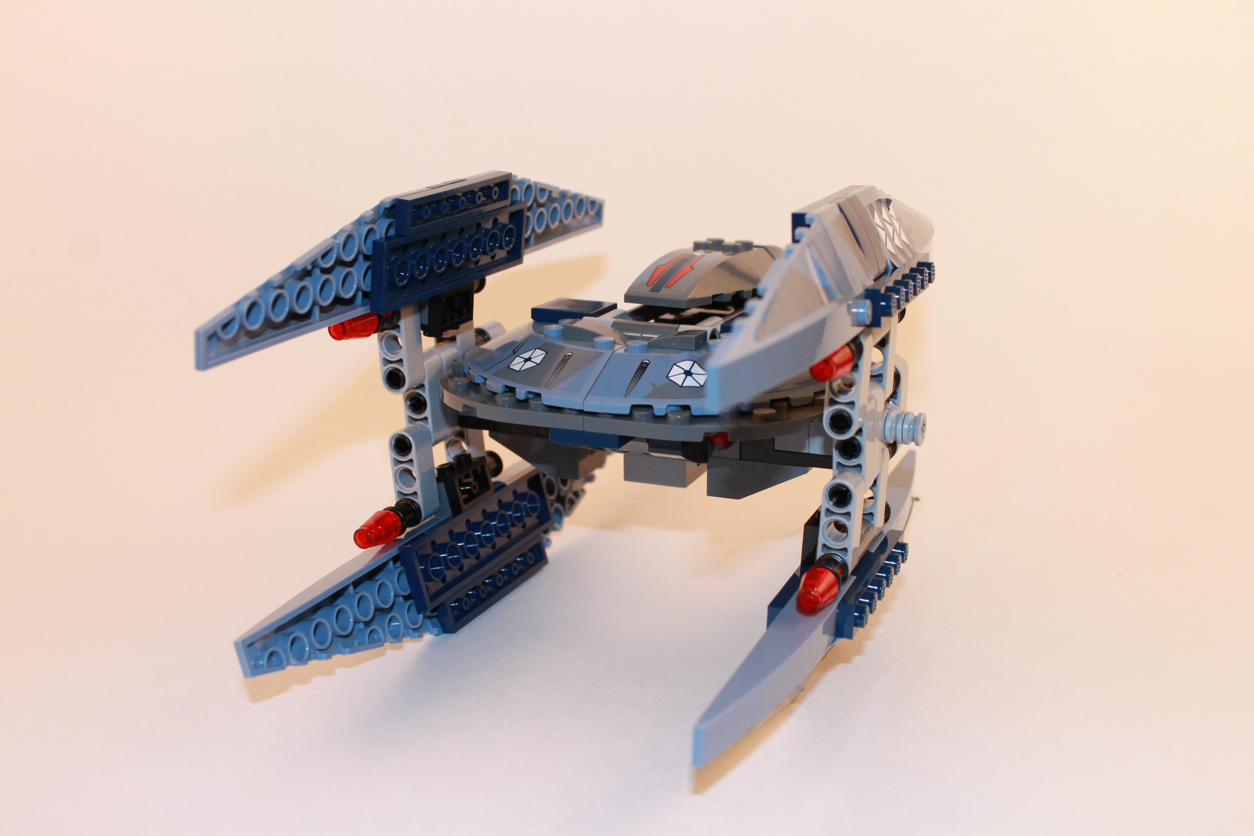 lego star wars vulture droid instructions