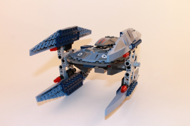 Lego Star Wars Vulture Droid 75041 Brick Radar