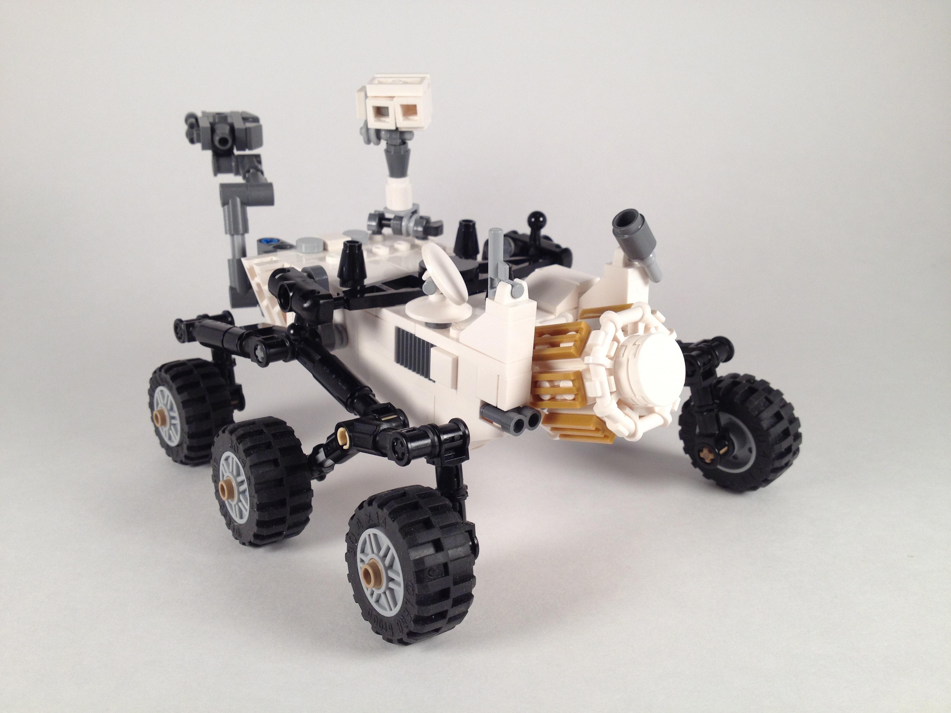 mars rover kit -#main