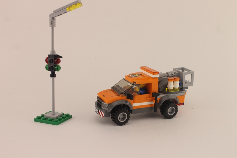 Truck and Light