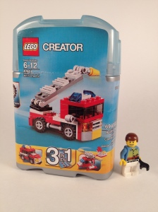 Ready to Build: 3-in-1 Set