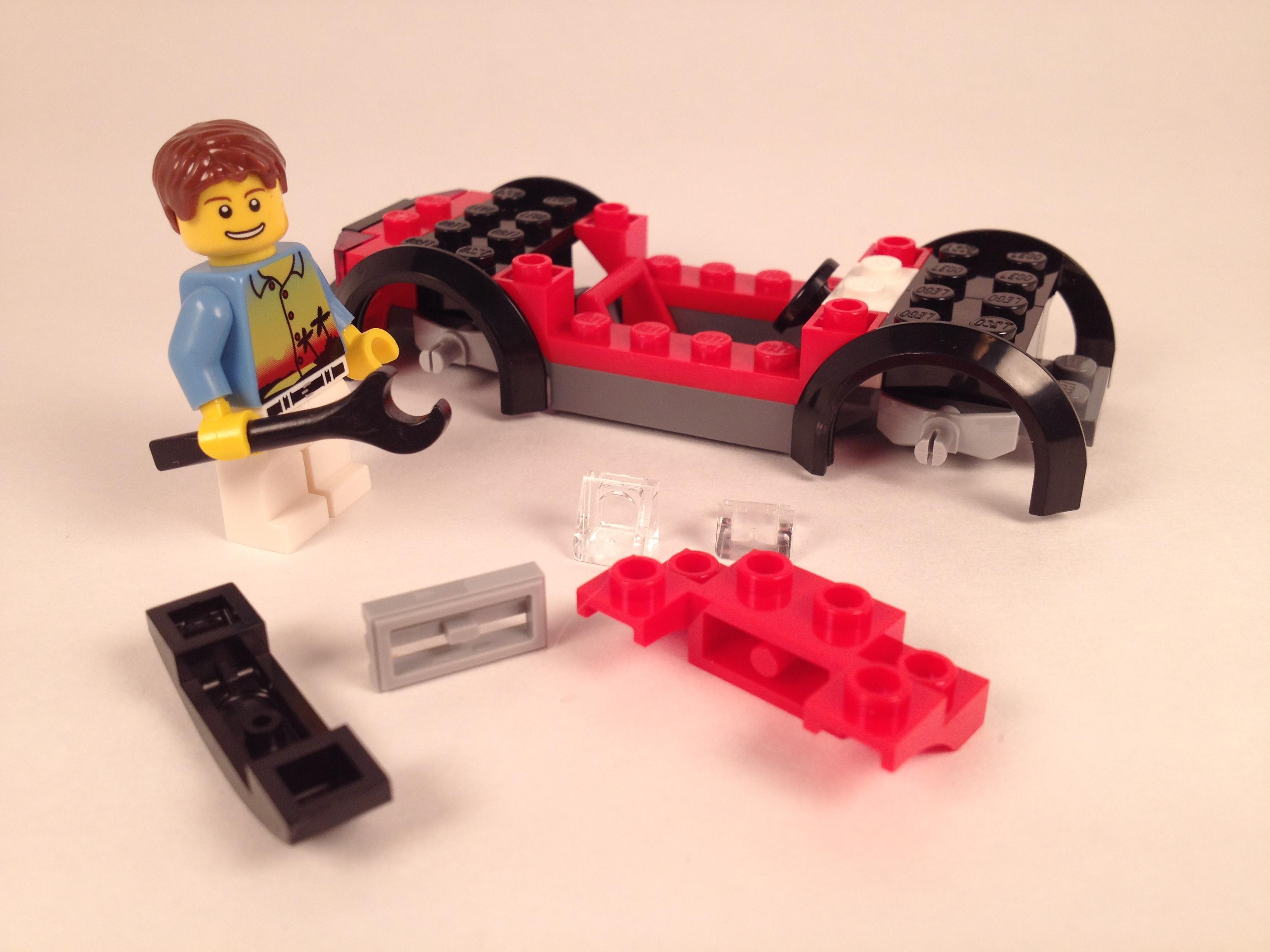 100 lego sports car review lego 75908 u2013 ferrari for Brick city motors reviews