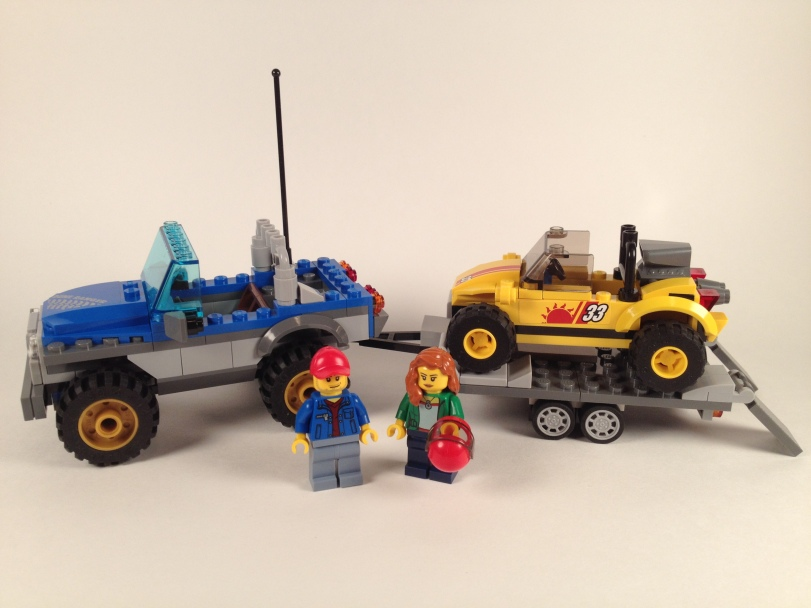"""""""Well, Bubba, let's offload this buggy and thrash some dunes."""""""