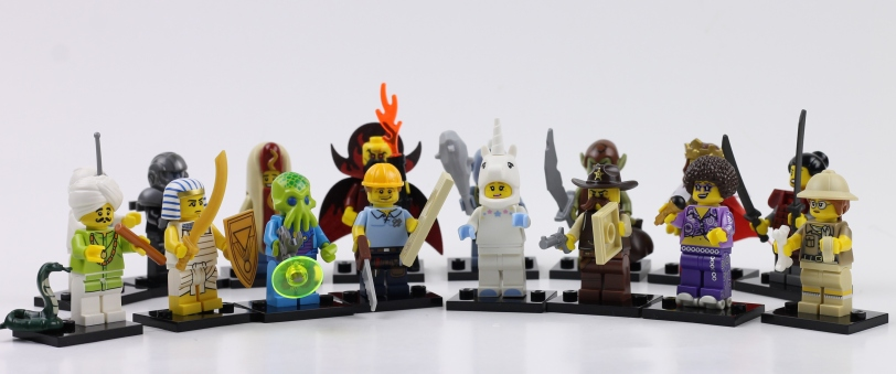 Series 13 Minifigs