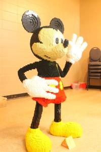 Winning Mickey!